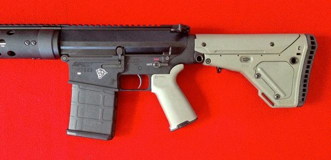 Receiver details LR-308