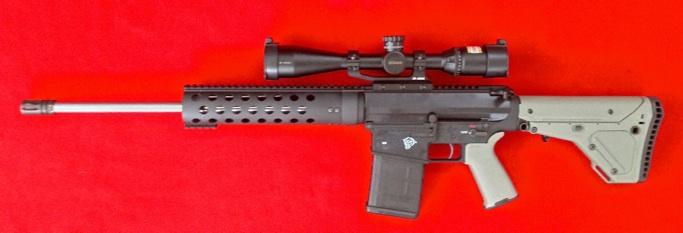 LR-308 battle rifle