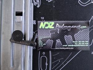NDZ Magazine Catch