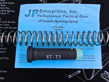 JP Enterprises Carbine spring and Spike's Tactical ST-T2 buffer
