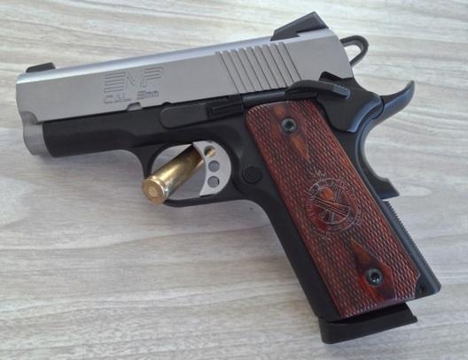 stock springfield emp 9mm