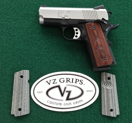 grips and stock emp 1911
