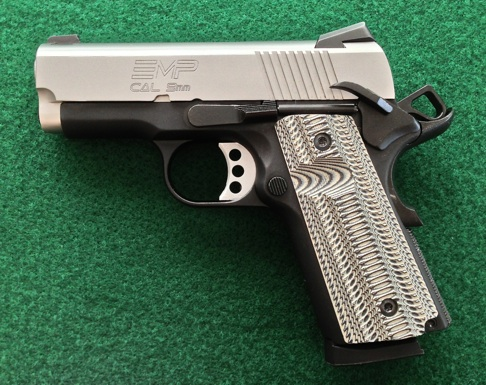 springfield emp with VZ grips