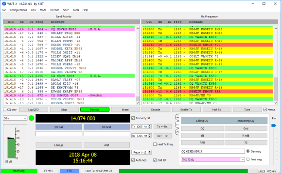HF-Voyager-FT8-contact