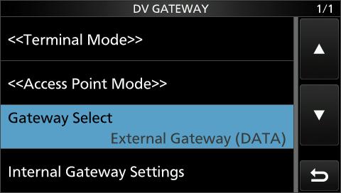 DV Gateway